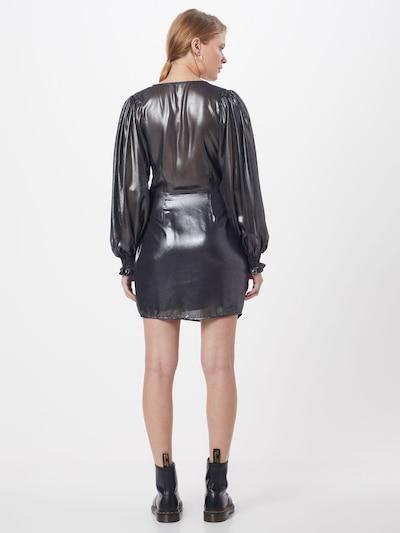 Samsoe Samsoe Sukienka koktajlowa 'Hanny' w kolorze czarnym: Widok od tyłu