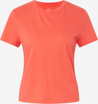 GAP Tričko 'SHRUNKEN' - koralová, Produkt
