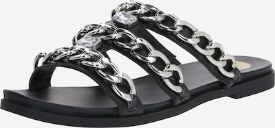 BUFFALO Sandales 'JANELLE' melns, Preces skats