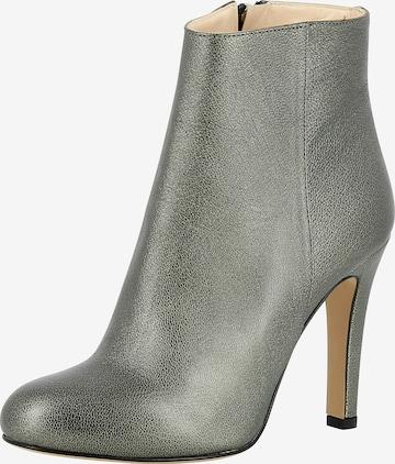 EVITA Ankle Boots 'Cristina' in Silver