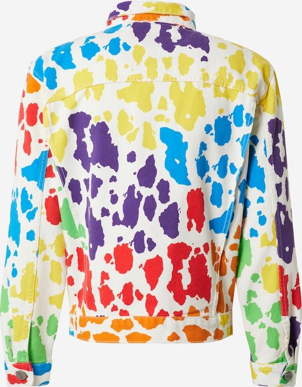 ABOUT YOU x Riccardo Simonetti Sweatshirt in Mischfarben