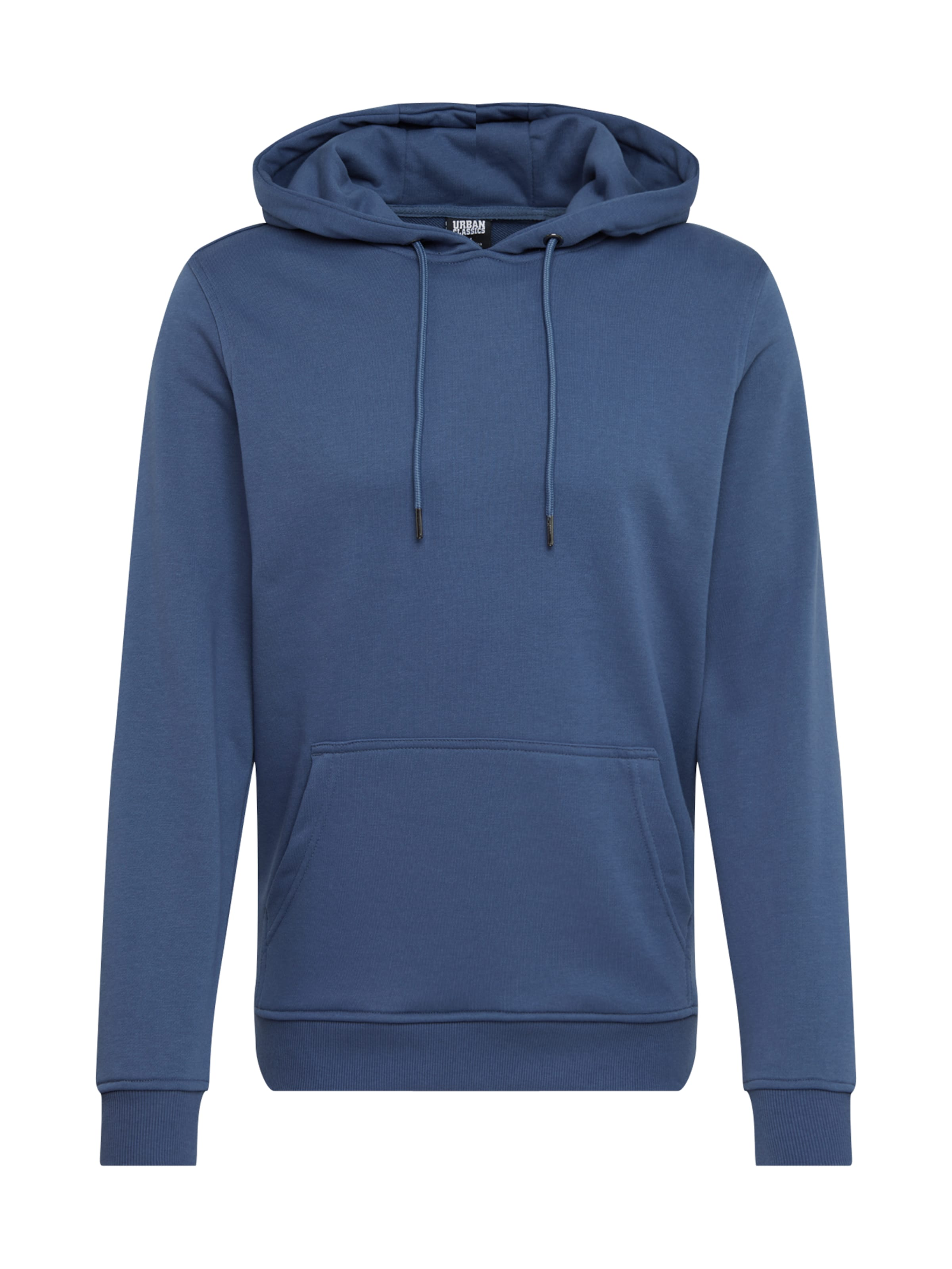 Urban Classics Sweatshirt 'Terry' i blå