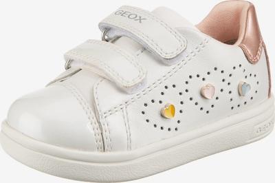 GEOX Sneaker in weiß, Produktansicht