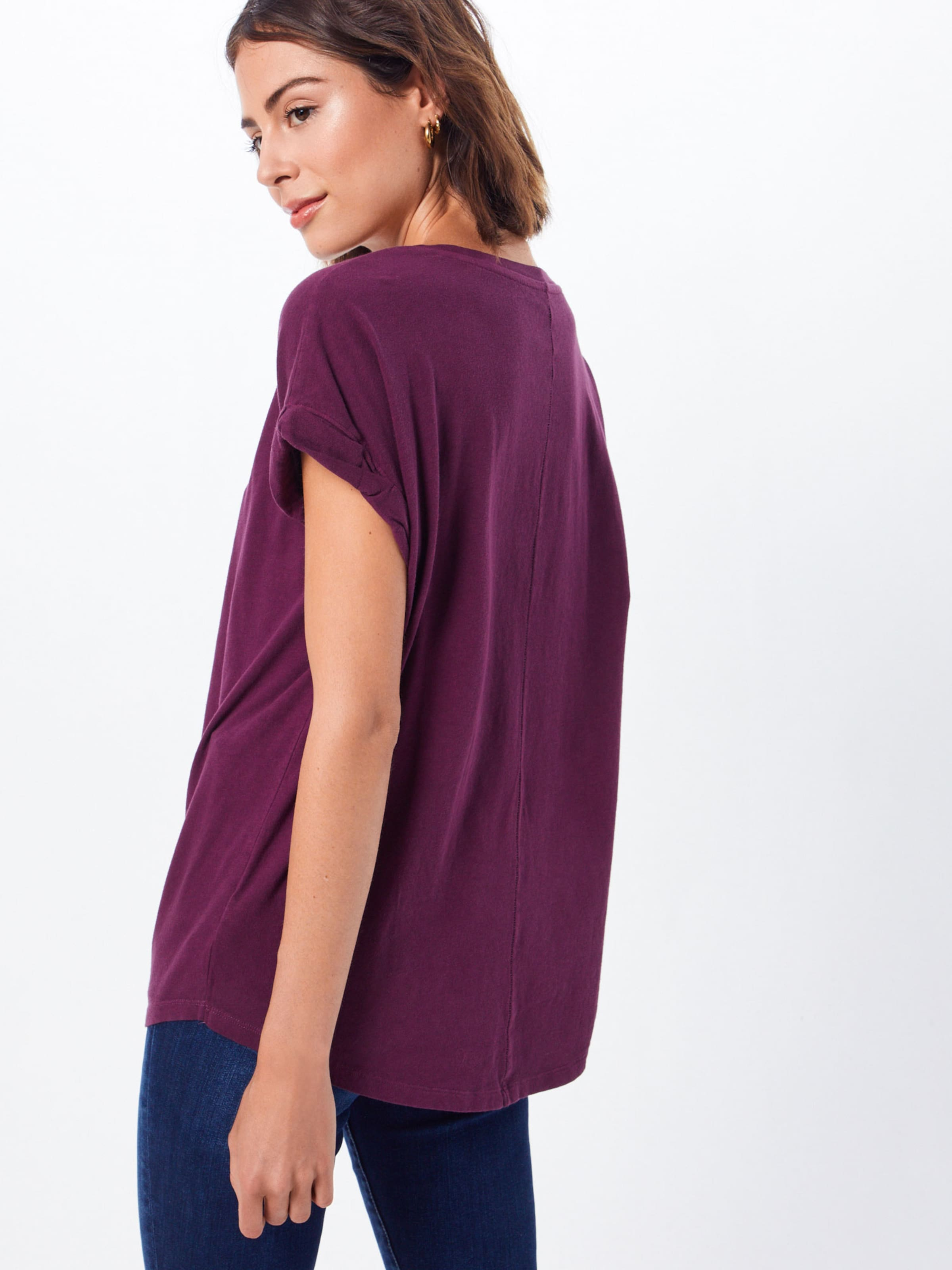 Tee' In Shirt Auth Pflaume 'ss Roll Slv Gap QdChtxsr