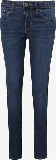 LEVI'S Jeanshose in blue denim: Frontalansicht