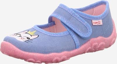 Naminės šlepetės 'BONNY' iš SUPERFIT , spalva - šviesiai mėlyna / pastelinė rožinė / balta, Prekių apžvalga