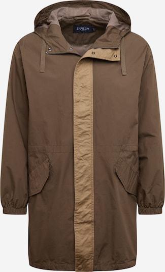 khaki BURTON MENSWEAR LONDON Átmeneti kabátok 'PANEL', Termék nézet