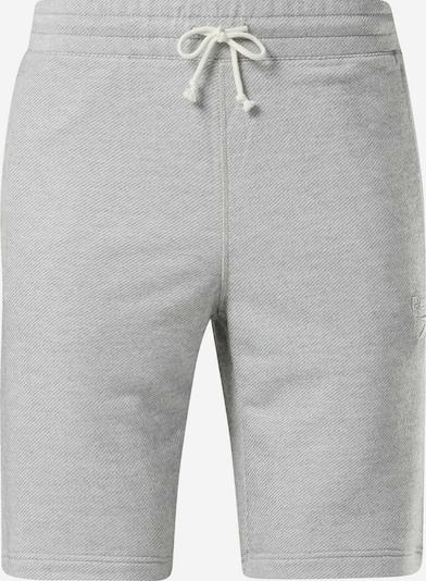 REEBOK Shorts in grau, Produktansicht