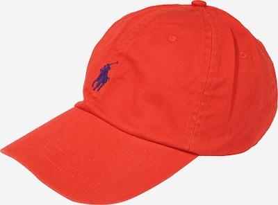Șapcă POLO RALPH LAUREN pe roșu orange, Vizualizare produs