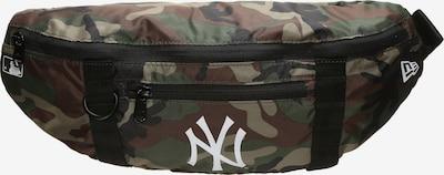 NEW ERA Gürteltasche 'MLB New York Yankees Light' in braun / grün, Produktansicht