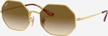 Ray-Ban Слънчеви очила 'RB1972-914751-54' в кафяво