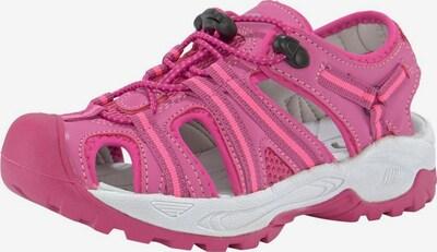 CMP Sandalen 'AquarII' in pink / weiß, Produktansicht