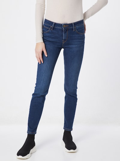 Lee Jeans 'Scarlett' in blue denim, Modelansicht
