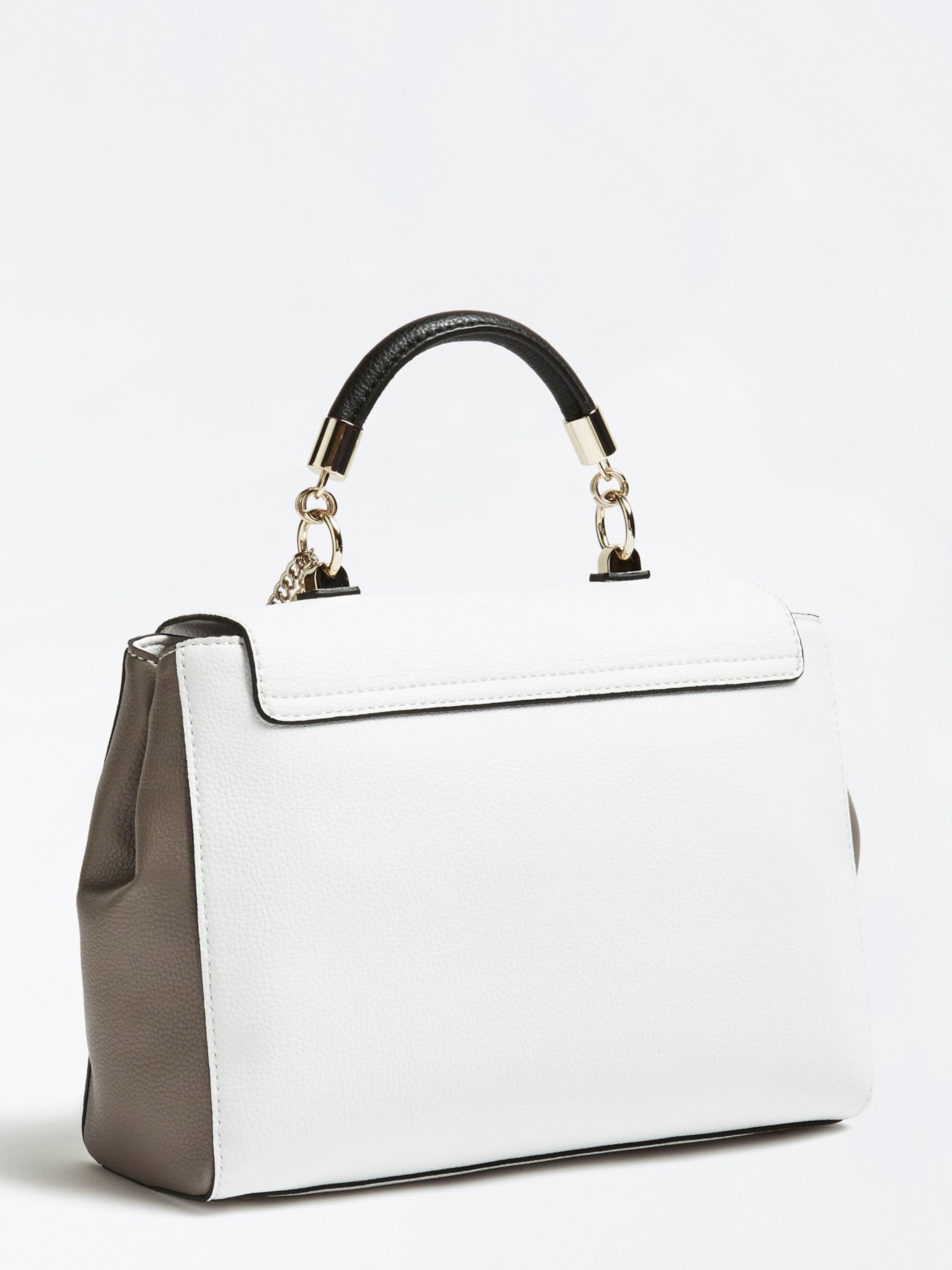 Tasche In Weiß In Tasche Guess 'alma' Guess Tasche Guess 'alma' Weiß nN80Ovwym