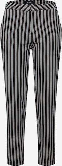 OBJECT Hose 'OBJFILINA HW PANT A BSFD' in schwarz / silber, Produktansicht