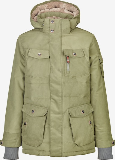 KILLTEC Winterparka 'Jacobeo' in khaki, Produktansicht