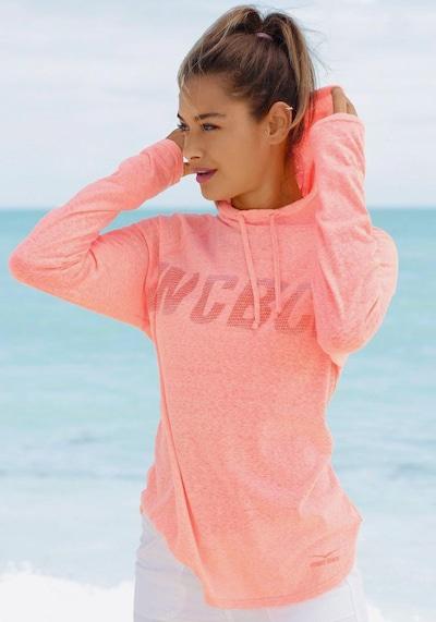 VENICE BEACH Strandshirt in koralle: Frontalansicht