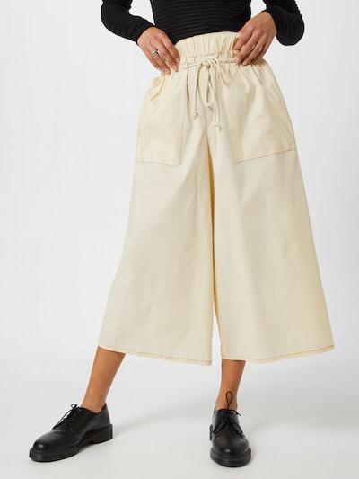 DRYKORN Hose 'MANY' in beige, Modelansicht
