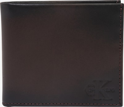 Calvin Klein Jeans Kabatas portfelis tumši brūns, Preces skats