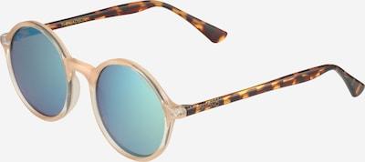 Komono Sonnenbrille 'Madison' in beige / braun, Produktansicht