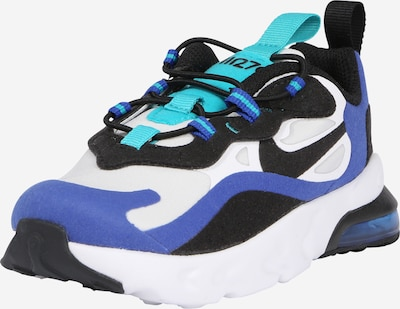Nike Sportswear Baskets 'AIR MAX 270 RT' en bleu roi / jade / noir / blanc, Vue avec produit