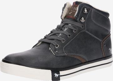 MUSTANG Sneaker in Grau