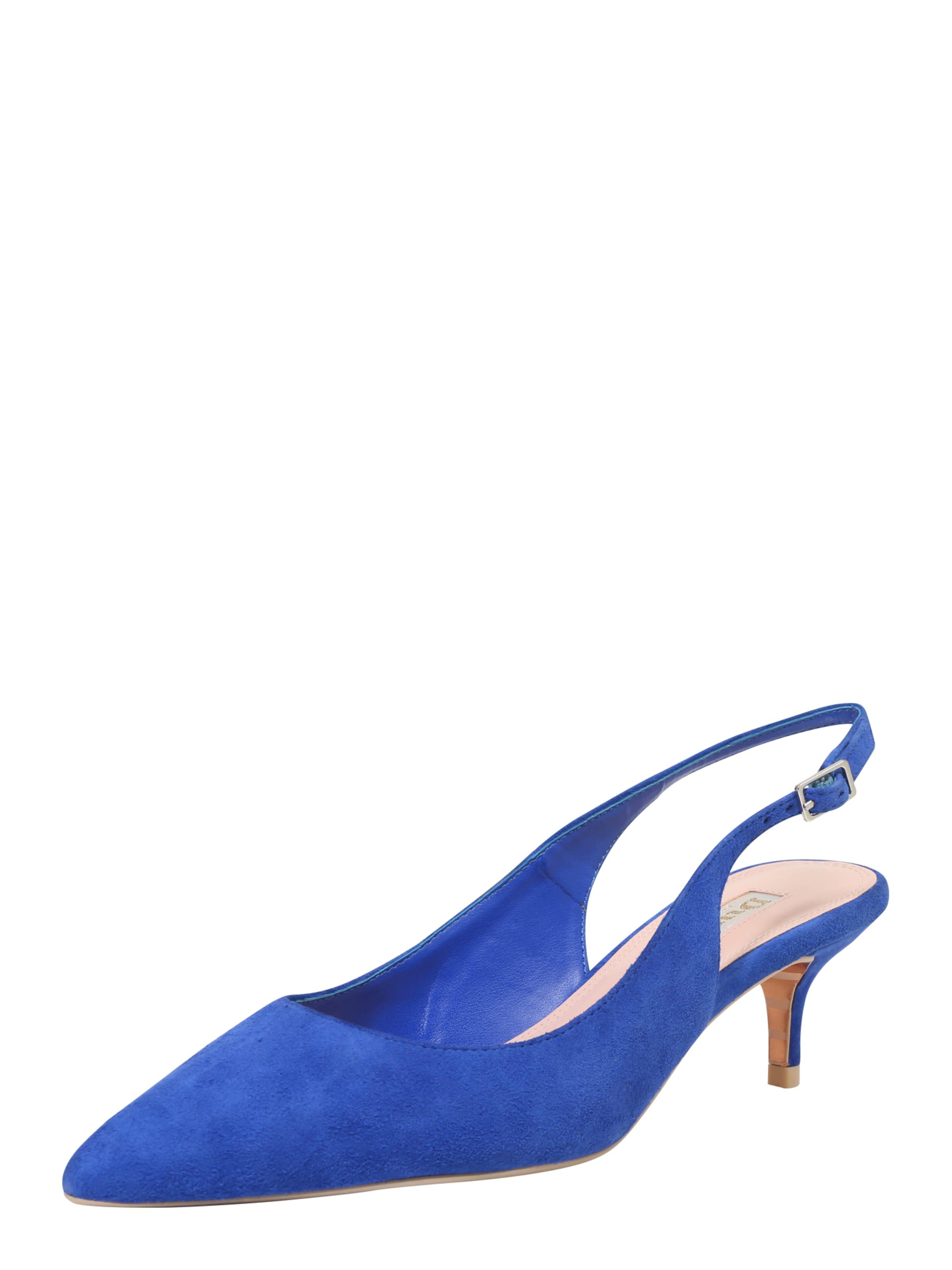 Bleu Dune Pompes Fronde London « Casandra » s5kOpkRiU1