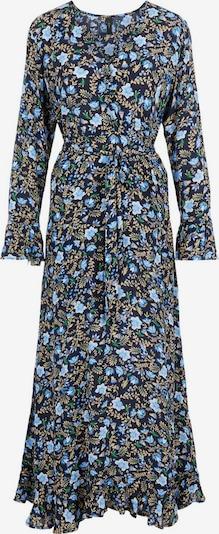 Y.A.S Robe-chemise en bleu marine / bleu clair / vert, Vue avec produit
