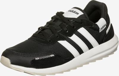 ADIDAS PERFORMANCE Laufschuh 'Retro Runner' in schwarz / weiß, Produktansicht