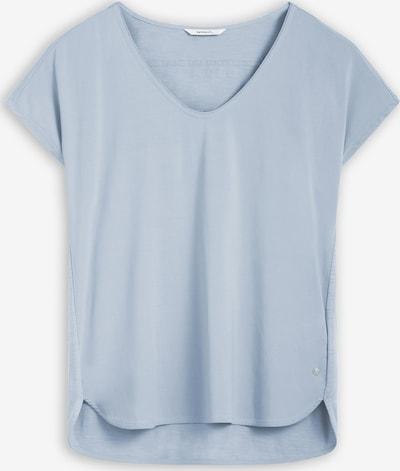Sandwich T-Shirt in blau, Produktansicht