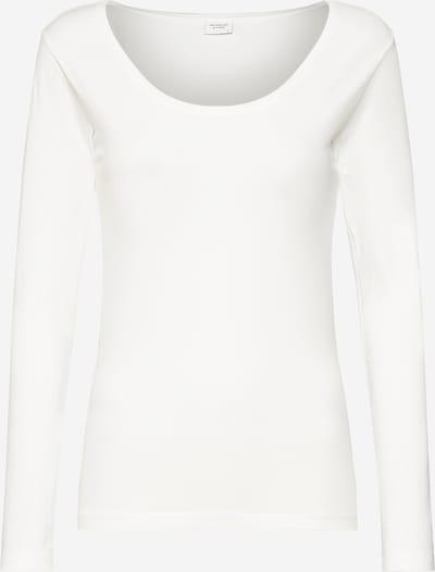 JACQUELINE de YONG T Shirt 'JDYAVA' in weiß, Produktansicht