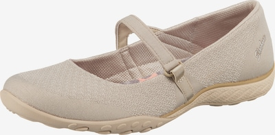 SKECHERS Riemchenballerina 'Breathe-easy - Love Too' in hellbeige, Produktansicht