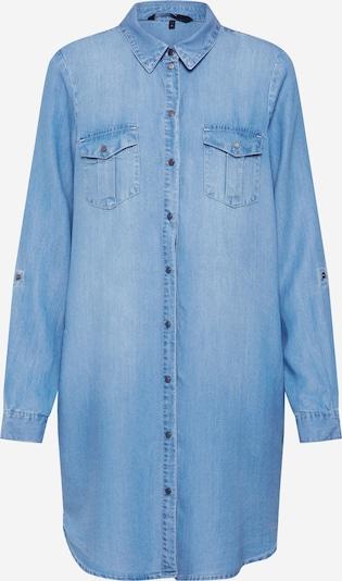 VERO MODA Skjortklänning 'VMSILLA' i blå denim, Produktvy