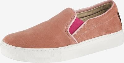 Blue Heeler Slipper 'Melbourne Kylie' in rosé, Produktansicht