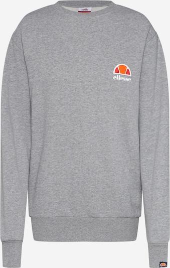 ELLESSE Sweatshirt 'HAVERFORD' in graumeliert, Produktansicht