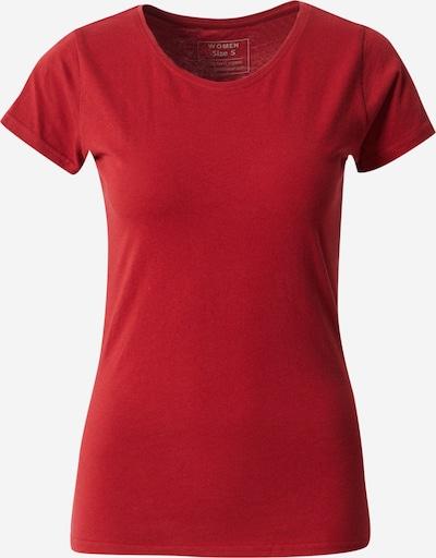 MELAWEAR Majica u crvena / bordo / hrđavo crvena, Pregled proizvoda