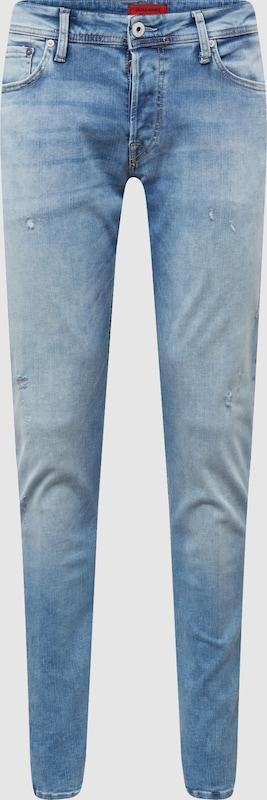 JACK & JONES Jeans 'Glenn Original Jos 885 80SPS STS' in Blau denim  Bequem und günstig