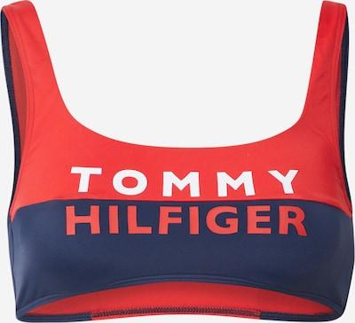 Tommy Hilfiger Underwear Bustier in dunkelblau / rot / weiß, Produktansicht