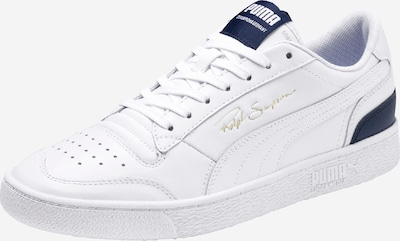 PUMA Sneaker 'Ralph Sampson Lo' in dunkelblau / weiß: Frontalansicht