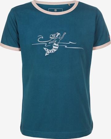 ELKLINE T-Shirt in Blau