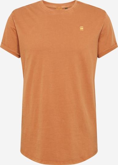 G-Star RAW Shirt 'Lash' in hellbraun, Produktansicht