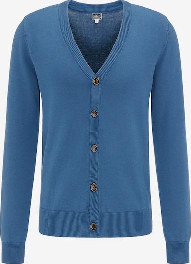 DREIMASTER Strickjacke 'Maritim' in blau, Produktansicht