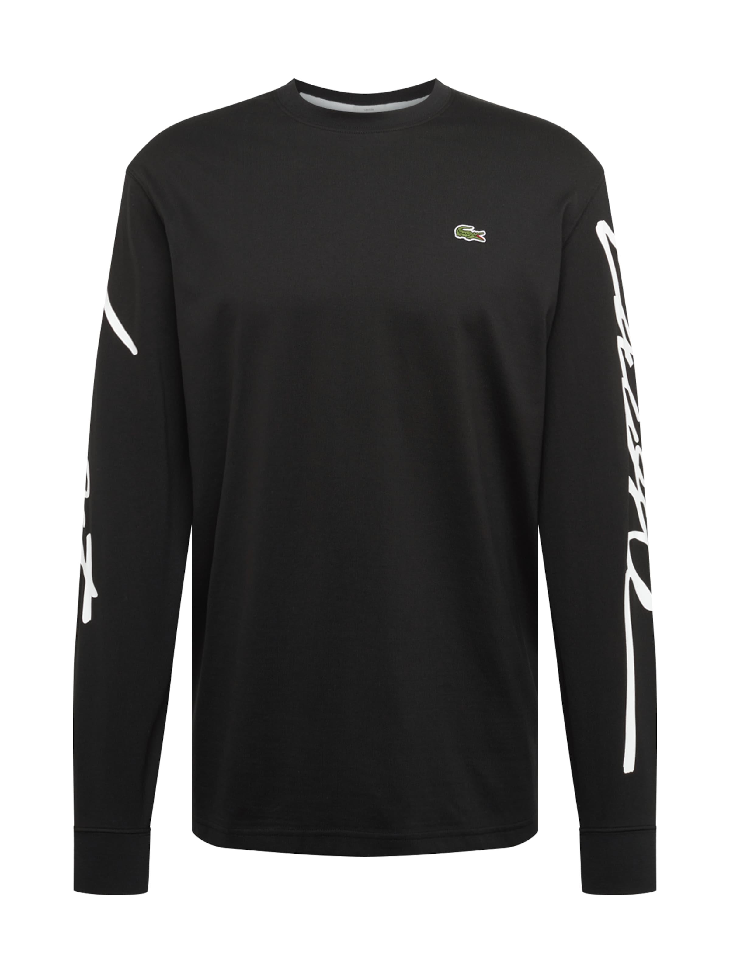 Lacoste shirt NoirBlanc T Live En dCBrxWQoeE
