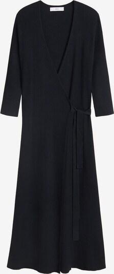 MANGO Jurk 'Zenis' in de kleur Zwart, Productweergave