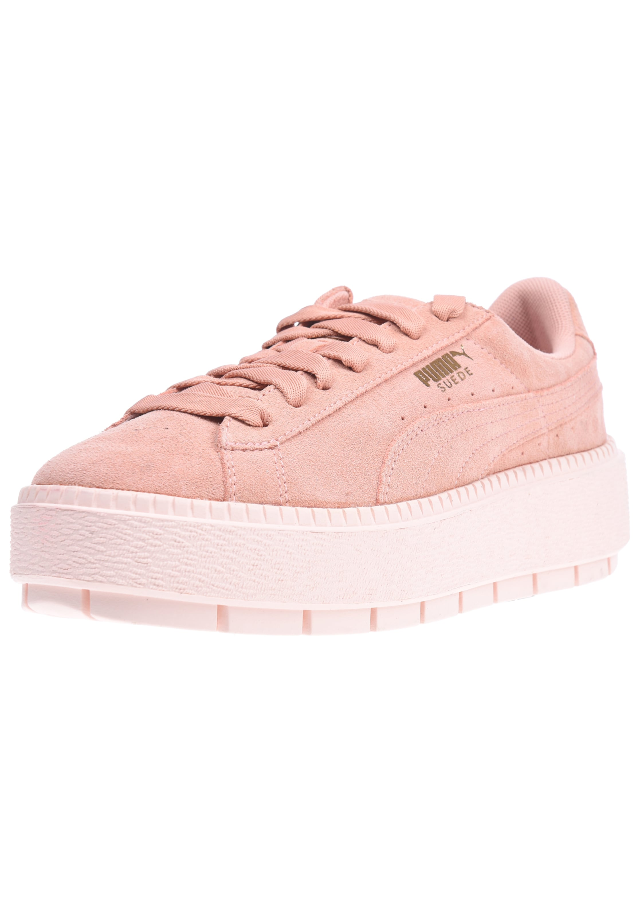 PUMA Platform Trace Sneaker Verschleißfeste billige Schuhe