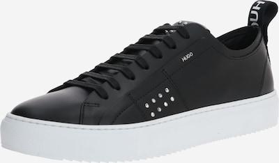 fekete HUGO Rövid szárú edzőcipők 'Victoria', Termék nézet