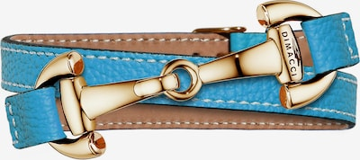 Dimacci Armband 'Alba' in aqua, Produktansicht