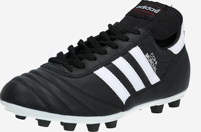 ADIDAS PERFORMANCE Soccer shoe 'COPA MUNDIAL' in black / white, Item view