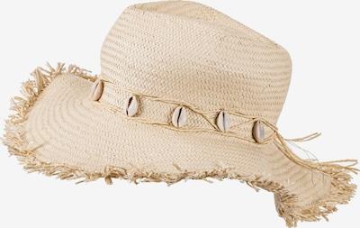 Kamoa Hut in creme, Produktansicht