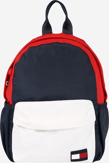 TOMMY HILFIGER Rucksack 'BTS CORE MINI BACKPACK' in blau / rot / weiß, Produktansicht